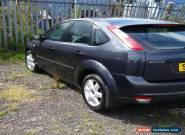 2006 FORD FOCUS 1.6 Sport [115] Low Miles Full Years Mot Low Insurance for Sale